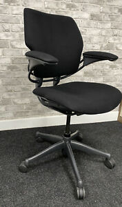 HUMANSCALE FREEDOM OFFICE EXECUTIVE CHAIR (RRP £650)