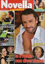 Novella 2009 11.ROSSANO RUBICONDI,MICHELLE HUNZIKER,NAOMI CAMPBELL,MIRANDA KERR