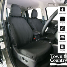 Mitsubishi L200 Series 5 WATERPROOF Seat Covers by Town & Country - TA3709