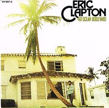 (CD) Eric Clapton - 461 Ocean Boulevard - Let It Grow, I Shot The Sheriff, u.a.