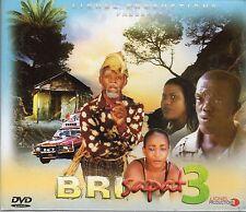 "BRI SAPAT No.3  ""TonTon Dezirab"" -Haitian Comedy DVD - Creole Humor Family Spoof"