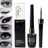 Waterproof Eyeliner Liquid Eye Liner Pencil Pen Black Make Up Comestics Set