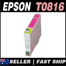 1x Light Magenta T0816 81N Compatible Ink for PRINTER RX690 T50 TX650 TX700W TX7