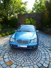 Mercedes Benz 220 CDI W203 Kombi Automatik