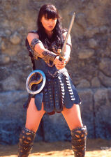 Xena Lucy Lawless Sword Action Poster