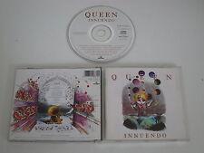 QUEEN/INNUENDO(PARLOPHONE CDP 795887 2) CD ALBUM