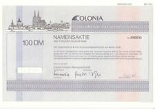 Colonia corporación AG 100dm colonia 1991