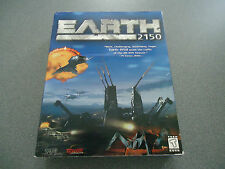 Earth 2150   PC CD-ROM  WIN 95/98  Big Box