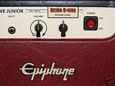 BITMO B-VERB REVERB - mod kit for Epiphone Valve Jr