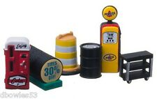 Muscle Shop Tool Accessory Multipack Series 8 (1:64--S Railroads)