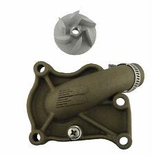 Honda TRX450r Boyesen Supercooler Water Pump Cover and Impeller Kit Magnesium