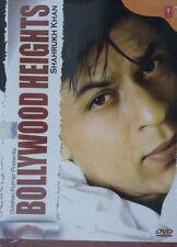 Bollywood Heights - Shahrukh Khan - Bollywood Songs DVD