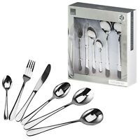 50 Piece Stylish Kitchen Stainless Steel Cutlery Set Tableware Dining Utensils