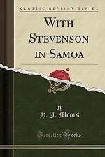With Stevenson in Samoa (Classic Reprint) (Paperback or Softback)
