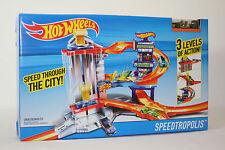 Hot Wheels Speedtropolis, Hotwheels Autobahn Parkgarage Garage