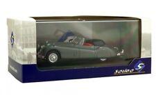 Solido 421436270 - 1/43 Jaguar Xk140 (1956) - Grau - Neu