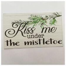 Christmas Wedding Decorative Plaques & Signs