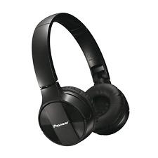 Pioneer SE-MJ553BT in Black - Bluetooth Headphones with built in Mic