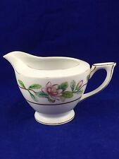 vintage porcelain creamer  Lynn by Mikado made in Japan pink magnolias