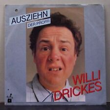 "(o) Willi Drickes - Ausziehn (7"" Single)"