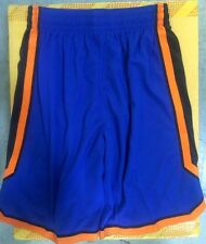 Adidas Swingman NBA Shorts New York Knicks Team Blue sz XS