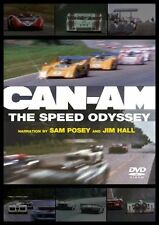 NEW CAN AM The Speed Odyssey (DVD)