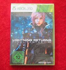 Final Fantasy XIII Lightning Returns, XBox 360 Spiel Neu, deutsche Version