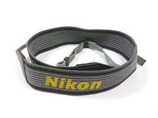 Genuine Nikon F65 Grey Camera Neck Shoulder Strap