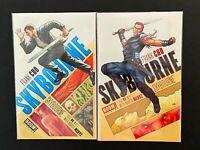 SKYBOURNE (#1,2) BOOM! STUDIOS COMICS -FRANK CHO -9.8 NM/MT