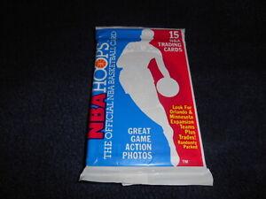 1989-90 NBA Hoops Sealed Pack MICHAEL JORDAN ON TOP Basketball Chicago Bulls UNC