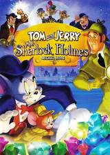 TOM AND JERRY MEET SHERLOCK HOLMES Movie POSTER 11x17
