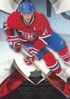 2008-09 Upper Deck Trilogy Hockey Cards 1-68 Pick From List