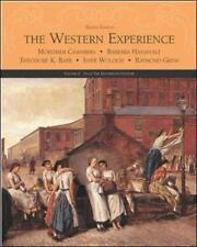 The Western Experience, Volume II, Grew, Raymond, Woloch, Isser, Rabb, Theodore,