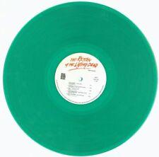 NEW Return Of The Living Dead RARE TRANSLUCENT GREEN Vinyl LP Record Ltd 750