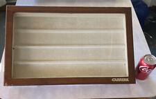 Vintage Carrera Sunglass Store Display Counter Showcase