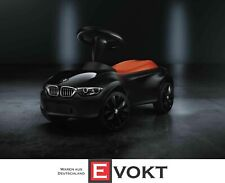 Genuine BMW Baby Racer III Black Orange NEW BMW 80932413782 Perfect Gift