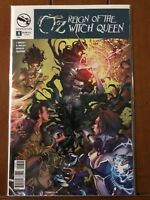 Cover B Reign of the Witch Queen 3 NM+ or better! Grimm Fairy Tales: Oz