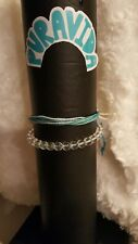 Pura Vida puravida For the Ocean turquoise Bracelet and plastic beads set Gbag