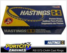 Hastings Cast Piston Ring Set for Nissan 4cyl L18 L20B Toyota 2T Subaru EA63