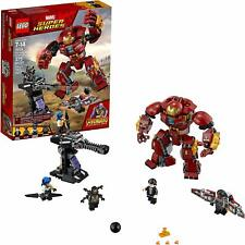 Lego 76104 Marvel Super Heroes The Hulkbuster Smash-Up (375 Pieces) Discontinued