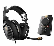 ASTRO Gaming A40 TR Headset + MixAmp Pro TR for PS4, PS3, PC VG (READ)