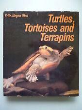 Turtles Tortoises and Terrapins 1986 Schildkröten