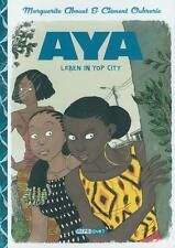 Aya-viven en yop City, reprodukt