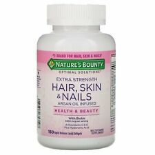 Nature's Bounty, Extra Strength Hair, Skin & Nails, 150 Rapid Liquid Softgels