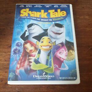 Shark Tale DVD Region 1 USA CANADA Like New!