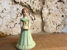 Growing up Birthday Girl Figurine