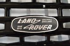 Land Rover Defender Grill Tub Badge LR069120 Adventure Series Replica.