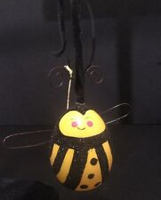 Katherine's Collection Retired Bumble Bee Egg Ornament