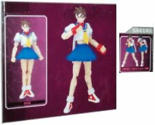 Street Fighter Microman Micro Action Series 4 Inch Action Figure - SAKURA wit...
