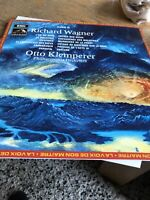 OTTO KLEMPERER - CONDUCTS RICHARD WAGNER VINYL GATEFOLD ALBUM, 1973, NM/EX+